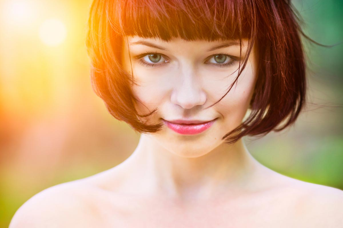 Pretty-Woman-Sunset-Close-Up-Face-Skin