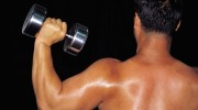 Body-Builder-Back-Muscles-Weights